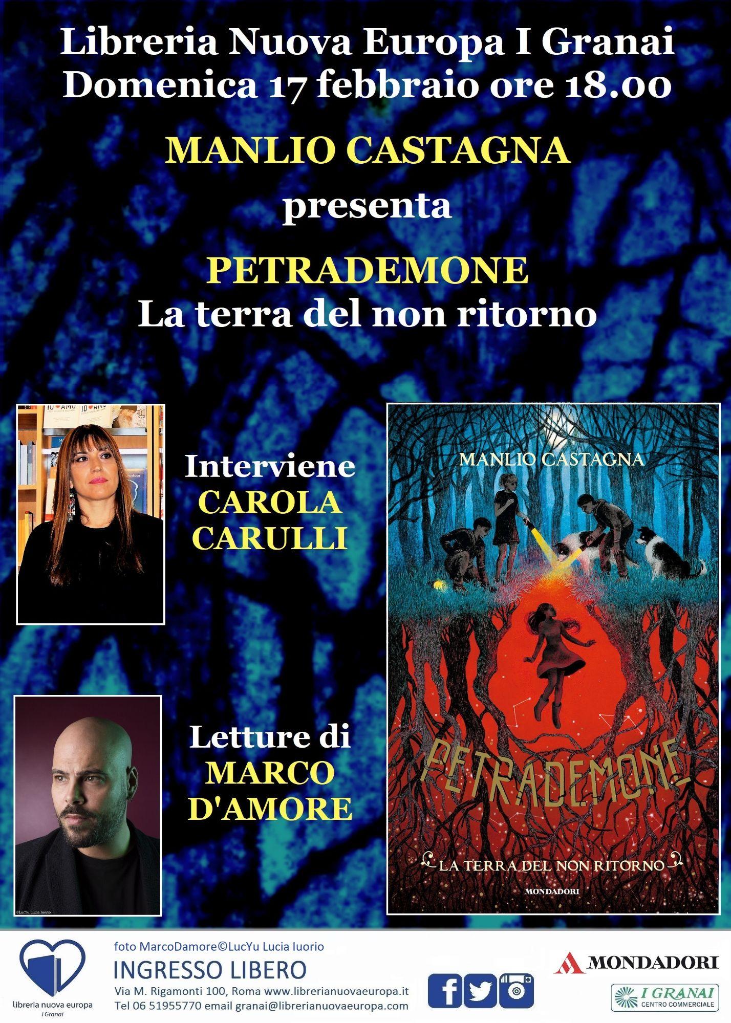 Manlio Castagna: