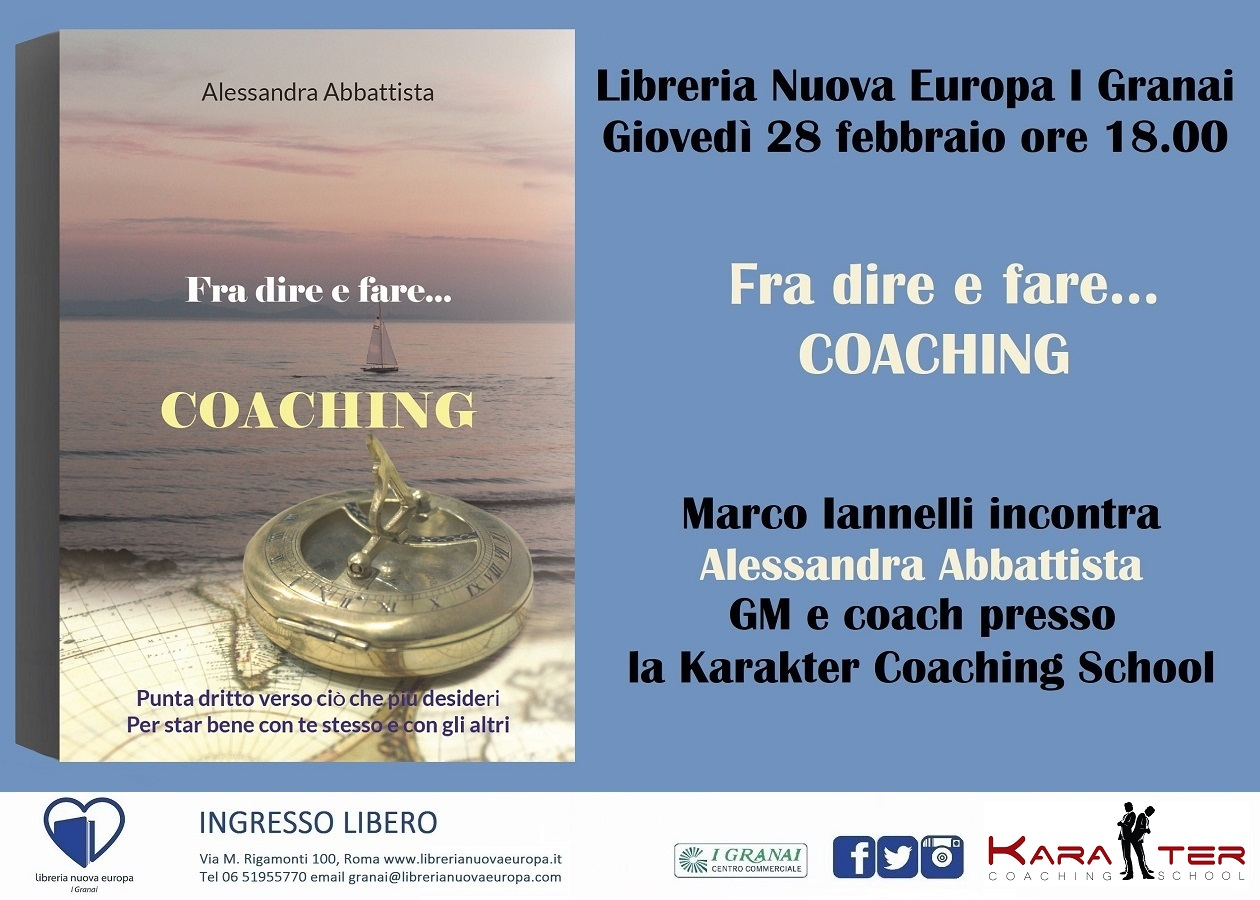 Fra dire e fare... coaching