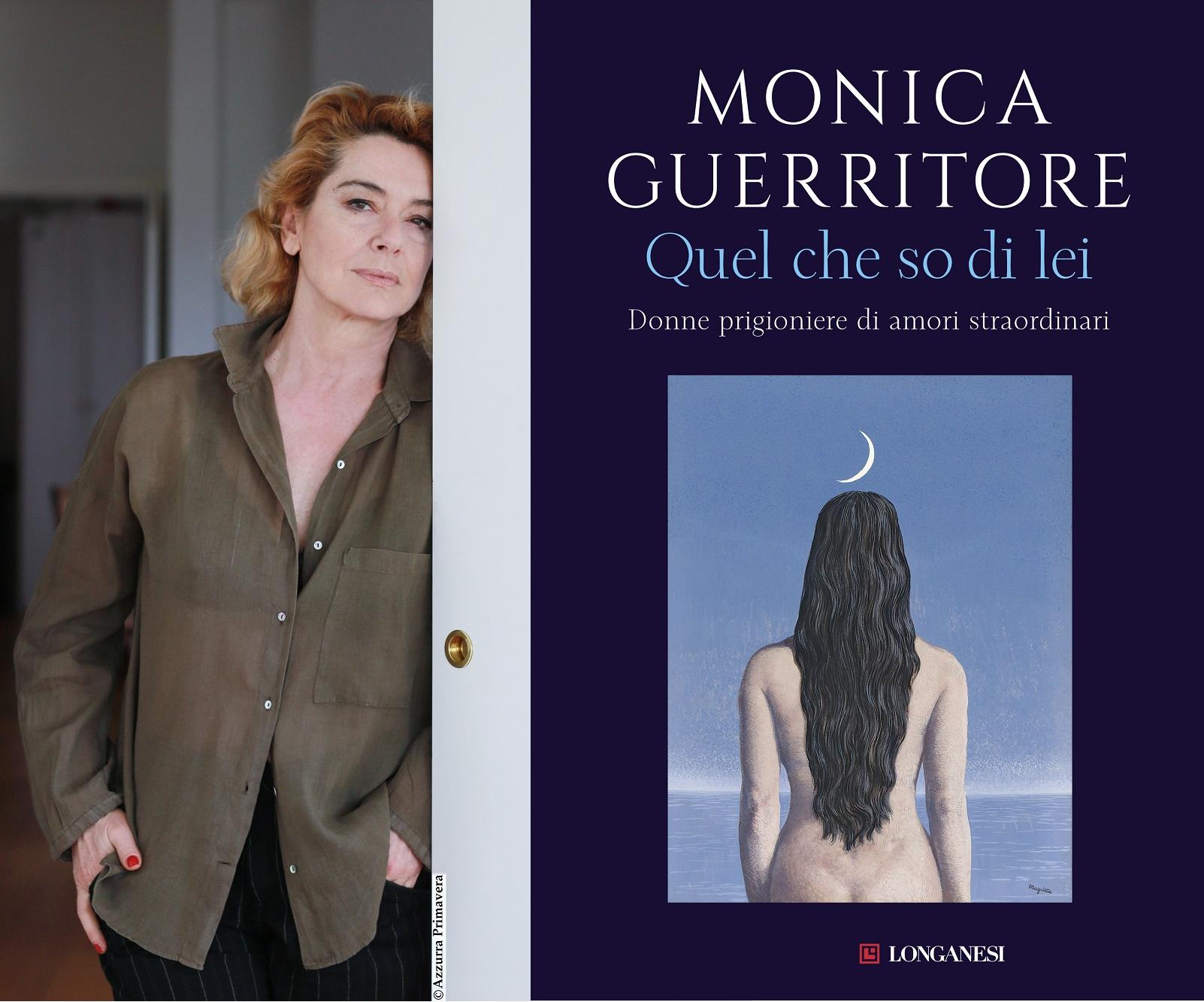 Monica Guerritore, Quel che so di lei