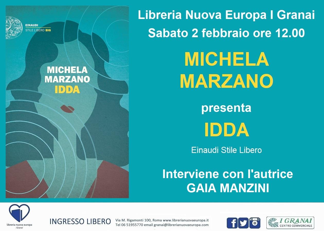 Michela Marzano presenta