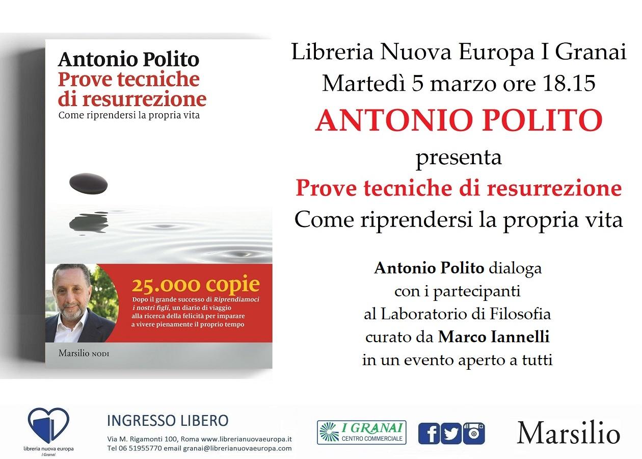 Antonio Polito presenta